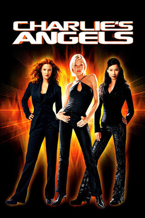 Charlie's Angels the Movie cover