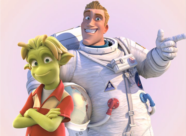 Planet 51 Digital Copy Jacket