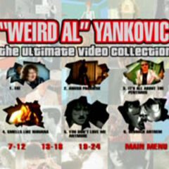 """Weird Al"" Yankovic: The Ulitmate Video Collection Videos Screenshot"