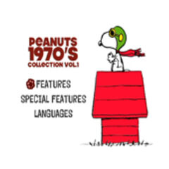 Peanuts 1970's Collection Volume 1 - Disc Two Screenshot