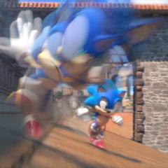 17. Sonic Generations: PV Era3