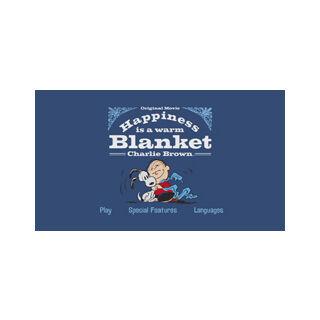 Happiness Is A Warm Blanket, Charlie Brown - Main Menu Screenshot