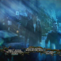 James Cameron's Avatar: Disc Three Menu