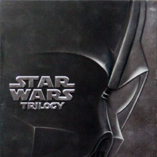 Star Wars Trilogy Box Back Cover
