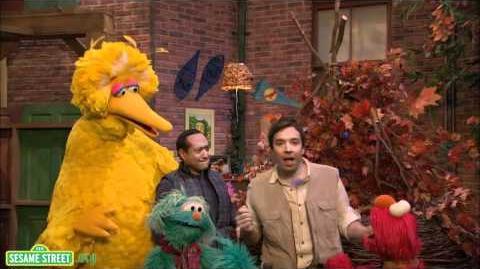 Sesame Street Wild Words and Outdoor Adventures