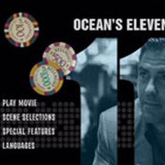 Ocean's Eleven Main Menu Screenshot
