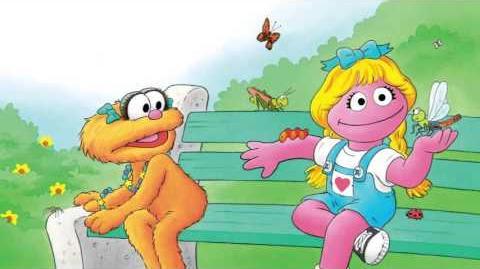 Sesame Street - Alphabet Storybooks (I)