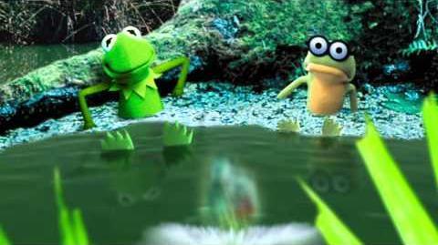 Kermit's Swamp Years DVD Menu Transitions