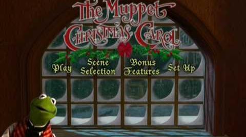 The Muppet Christmas Carol Main Menu (2002) Region 1