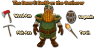 Dwilben the Gatherer