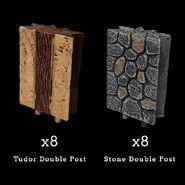 DP-P - Store - Double Posts