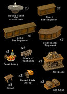 TA-P - Store - Tavern Accessory Pack
