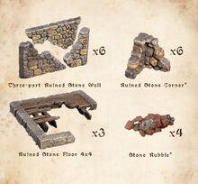 SR-P Stone Ruins