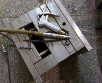 Assembled Steel Molds
