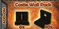 Dwarvenite Castle Wall Pack