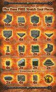GT1-1SG Dungeon Stretch Goals x2