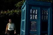 Time rift TARDISCU after