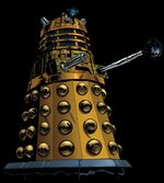 Dalek Retro Comic A