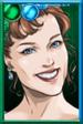 Grace Holloway Portrait