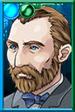 Vincent Van Gogh Historical Portrait