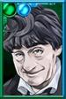 The Second Doctor Portrait Portrait