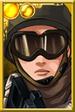 Punishment Soldier Portrait