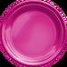 Roundels pink gem