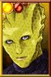 Madame Vastra + Ninja Portrait