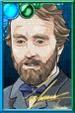 Vincent Van Gogh Signed Portrait