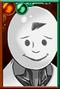 Rory the Handbot Portrait