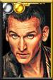 The Ninth Doctor + Comics Portrait