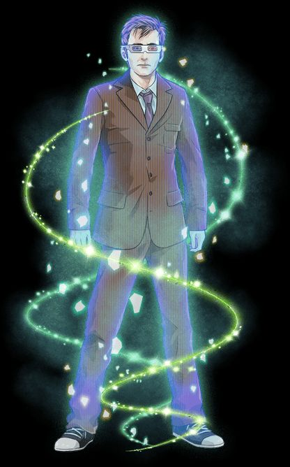 Trickster Event Tenth Doctor