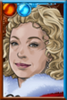River Song + Cape Portrait