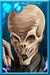 Silent Priest (Blue) Portrait