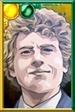 The Sixth Doctor Portrait Portrait