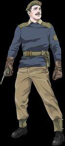 Brigadier Lethbridge-Stewart