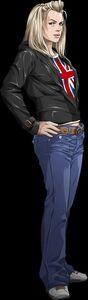 Rose Tyler Union Jack