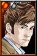 The Tenth Doctor Coat Portrait