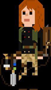 Cinder Pixelated
