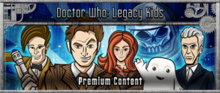 Doctor Who Legacy Kids