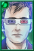 Trickster The Tenth Doctor Head