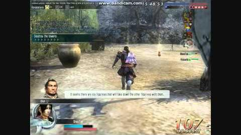 Dynasty Warriors Online North and South Dippers Quest