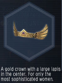 LapisCrown