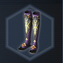 Kung Fu Shoe L