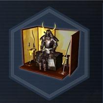 Samurai set