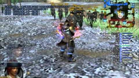Dynasty Warrior Online Z Xiahou Yuan Moveset