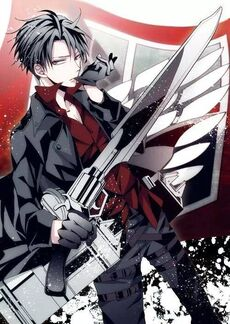 Levi x reader humanity s strongest part 1 by neonsaphir-d8d4mna