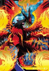 Suzaku Bird Form