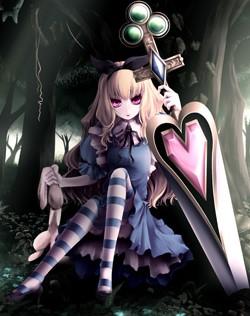 Anime alice in wonderland wallpaper 1-t2-0