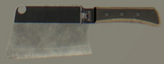 Premium Slaughterhouse Cleaver
